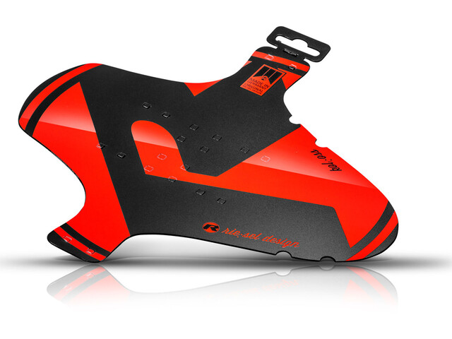 """rie:sel design kol:oss Front Mudguard 26-29"""" Large, red"""